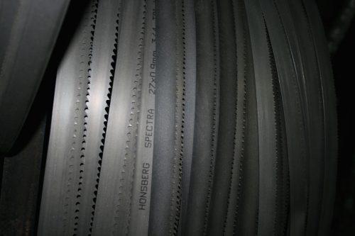 Рекомендации по эффективной  эксплуатации ленточных пил по металлу